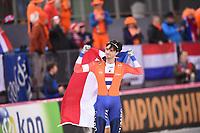 SPEEDSKATING: HAMAR: 01-03-2020, ISU World Speed Skating Championships, Allround, ©photo Martin de Jong
