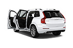 Car images close up view of a 2019 Volvo XC90 T5 Momentum AWD 5 Door SUV doors