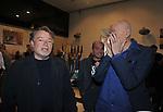 GIUSVA FIORAVANTI E SERGIO D'ELIA<br /> FESTA DEGLI 85 ANNI DI MARCO PANNELLA<br /> SEDE PARTITO RADICALE  ROMA 2015