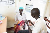 Gulu patient, Christine Alum