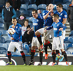 The Rangers wall remains staunch and steadfast