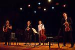 Port Townsend, Centrum, Chamber Music Workshop, June 16-21 2015, Fort Worden, Wheeler Theater, Enso Quartet, musicians teaching workshop artists, Azalea Quartet,