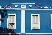 Ilheus, Bahia State, Brazil. Colonial building.