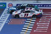 #11: Denny Hamlin, Joe Gibbs Racing, Toyota Camry FedEx Ground #19: Martin Truex Jr., Joe Gibbs Racing, Toyota Camry Auto-Owners Insurance
