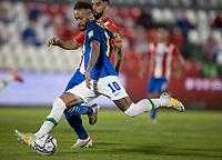 08th June 2021; Defensores del Chaco Stadium, Asuncion, Paraguay; World Cup football 2022 qualifiers; Paraguay versus Brazil; Neymar of Brazil