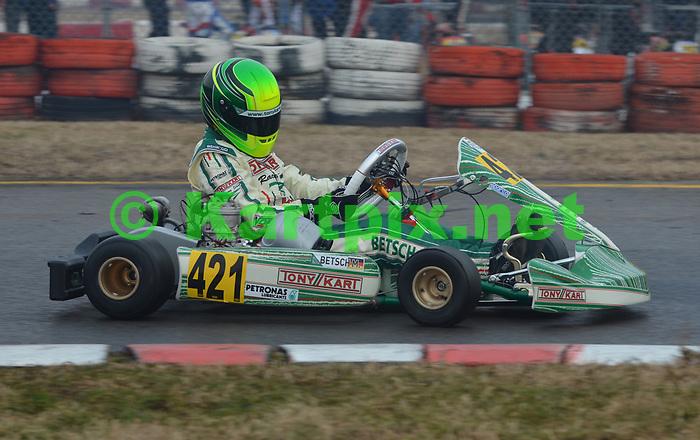 South Garda Karting's 18th Winter Cup