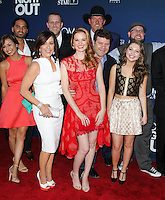 """HOLLYWOOD, LOS ANGELES, CA, USA - APRIL 29: Mom's Night Out Cast at the Los Angeles Premiere Of TriStar Pictures' """"Mom's Night Out"""" held at the TCL Chinese Theatre IMAX on April 29, 2014 in Hollywood, Los Angeles, California, United States. (Photo by Xavier Collin/Celebrity Monitor)"""