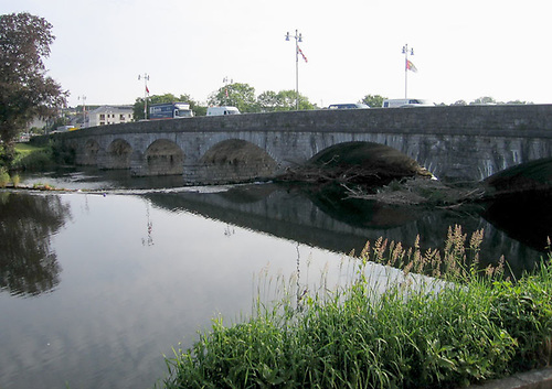 File image of the River Blackwater at Fermoy