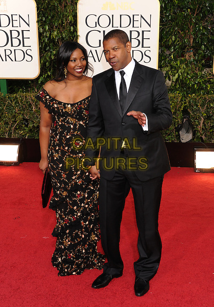 70th Annual Golden Globe Awards Arrivals Capital Pictures