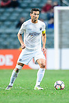 Auckland City Midfielder Mario Bilen in action during the Nike Lunar New Year Cup 2017 match between SC Kitchee (HKG) and Auckland City FC (NZL) on January 31, 2017 in Hong Kong, Hong Kong. Photo by Marcio Rodrigo Machado / Power Sport Images