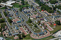 aerial photography residential housing Lexington, Kentucky