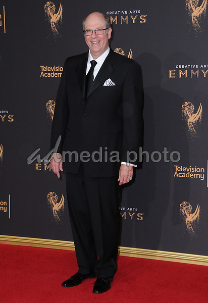 10 September  2017 - Los Angeles, California - Stephen Tobolowski. 2017 Creative Arts Emmys - Arrivals held at Microsoft Theatre L.A. Live in Los Angeles. Photo Credit: Birdie Thompson/AdMedia