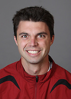 STANFORD, CA - SEPTEMBER 29:  Danny Belch of the Stanford Cardinal during track and field picture day on September 29, 2009 in Stanford, California.