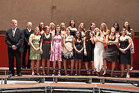 SAN ANTONIO, TX - MAY 2, 2007: The University of Texas at San Antonio Roadrunner Athletic Department Banquet at the UTSA Convocation Center. (Photo by Jeff Huehn)