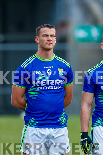Shane Enright, Kerry before the Allianz Football League Division 1 Round 4 match between Kerry and Meath at Fitzgerald Stadium in Killarney, on Sunday.