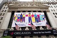 Organon will start trading on the New York Stock Exchange on June 3