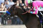 August 28 2010. El Brujo and Joel Rosario win the Pat O'Brien Stakes(GI) at Del Mar Race Track in Del Mar CA.