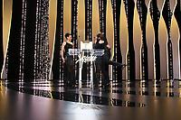 Juliette Binoche, Ruben Ostlund a reçu la Palme d'Or pour son film 'The Square' , Les laureats du 70 ème festival de cannes, 28/05/2017