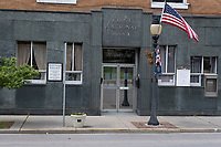 Hinton, West Virginia. The Ministry Place, formerly First National Bank.