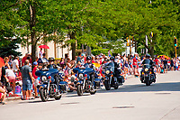 4th of July Parade Arlington Heights Illinois 7-4-18