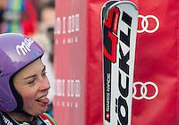 20130126 Slalom Gigante Maribor Donne