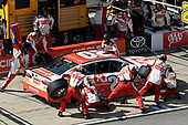Monster Energy NASCAR Cup Series<br /> Toyota Owners 400<br /> Richmond International Raceway, Richmond, VA USA<br /> Sunday 30 April 2017<br /> Matt Kenseth, Joe Gibbs Racing, Circle K Toyota Camry<br /> World Copyright: Nigel Kinrade<br /> LAT Images<br /> ref: Digital Image 17RIC1nk12248