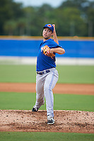 Toronto Blue Jays pitcher Tom Robson (77) during an instructional league game against the Philadelphia Phillies on September 28, 2015 at the Englebert Complex in Dunedin, Florida.  (Mike Janes/Four Seam Images)
