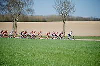 cruising peloton<br /> <br /> 55th Brabantse Pijl 2015