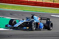 18th July 2021; Silverstone Circuit, Silverstone, Northamptonshire, England; F2 British Grand Prix, Race Day;  03 Zhou Guanyu (chn), UNI-Virtuosi Racing, Dallara F2