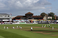 A general view of play during Somerset CCC vs Essex CCC, Specsavers County Championship Division 1 Cricket at The Cooper Associates County Ground on 26th September 2019