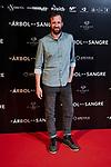 Edu Soto attends to 'El Arbol de la Sangre' premiere at Capitol cinema in Madrid, Spain. October 24, 2018. (ALTERPHOTOS/A. Perez Meca)
