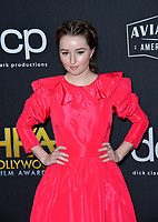 LOS ANGELES, USA. November 04, 2019: Kaitlyn Dever at the 23rd Annual Hollywood Film Awards at the Beverly Hilton Hotel.<br /> Picture: Paul Smith/Featureflash