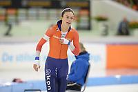 SPEEDSKATING: HEERENVEEN: 11-01-2020, IJsstadion Thialf, European Championship distances, 500m Ladies, Femke Kok (NED), ©foto Martin de Jong