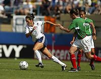 Julie Foudy, USWNT vs. Mexico, September 7, 2003.