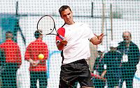 Viktor Troicki Sport Tenis Tennis Atp Serbia Open 2009 Beograd Srbija 2-10.5.2009. (credit image © photo: Pedja Milosavljevic / STARSPORT)