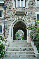Campus of Princeton University, New Jersey, USA