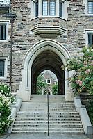 Campus of Princeton University, New Jersey, USA
