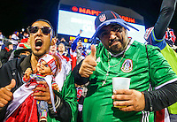 Columbus, OH - Friday, November 11 2016: Before The USMNT match with  the National team of Mexico in a WCQ round match at Mapfre Stadium.
