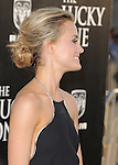 Taylor Schilling at The Warner Bros.Pictures L.A. Premiere of The Lucky One held at The Grauman's Chinese Theatre in Hollywood, California on April 16,2012                                                                               © 2012 Hollywood Press Agency