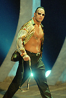 The Rock 1998                                                  Photo By John Barrett/PHOTOlink