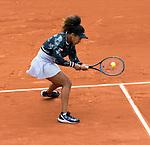 Naomi Osaka (JPN) defeated Anna Karolina Schmiedlova (SVK) 0-6, 7-6(4), 6-1