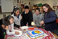 SAN XAVIER MISSION SCHOOL STATEHOOD