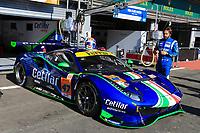 #47 CETILAR RACING (ITA) - FERRARI 488 GTE EVO - LMGTE AM - GIORGIO SERNAGIOTTO (ITA)