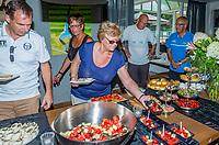 Etten-Leur, The Netherlands, August 26, 2017,  TC Etten, NVK, Hi tea,<br /> Photo: Tennisimages/Henk Koster