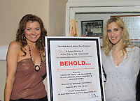 05-11-13 Anne Sayre sees  Christine Nagy - play reading of Behold - Ocean Grove, NJ