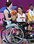 Tara Llanes, Lima 2019 - Wheelchair Basketball // Basketball en fauteuil roulant.<br />