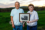 Betty and Gerard Brown from Ballyheigue with a photo taken on 8th September 1961, 60 years ago today with the family at the Pattern Day.