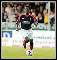 01/10/2006       Copyright Pic: James Stewart.File Name :sct_jspa21_falkirk_v_celtic.FALKIRK FC :: RUSSELL LATAPY.....Payments to :.James Stewart Photo Agency 19 Carronlea Drive, Falkirk. FK2 8DN      Vat Reg No. 607 6932 25.Office     : +44 (0)1324 570906     .Mobile   : +44 (0)7721 416997.Fax         : +44 (0)1324 570906.E-mail  :  jim@jspa.co.uk.If you require further information then contact Jim Stewart on any of the numbers above.........