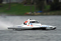"Kip Brown, E-1 ""MY-Way"" (5 Litre class hydroplane(s)"