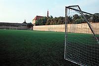 General view of FC Spartak Trnava Training Ground, Adjacent Spartak Stadium, Trnava, Slovakia, pictured on 3rd September 1996